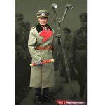 Boxed Figure: DiD 3R Erwin Rommel - Generalfeldmarschall Atlantic Wall 1944 (GM636)