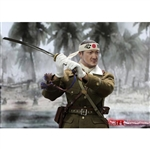 Boxed Figure: DiD IJA 32nd Army 24TH Division - First Lieutenant Sachio ETO (JP639)