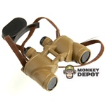 Binoculars DiD German WWII Tan