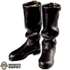 Boots: DiD German WWII Tall Buckles at Top