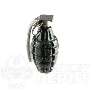 Grenade DiD US WWII Pineapple Real Metal