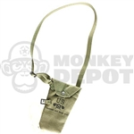 Case DiD US WWII Gas Mask Training Bag