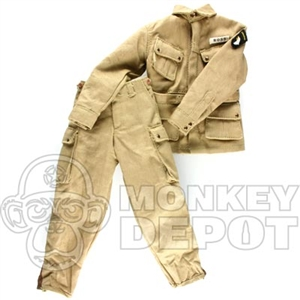 Uniform DiD US WWII M1942 Jump