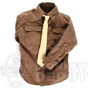 Shirt DiD US WWII Officer Tie