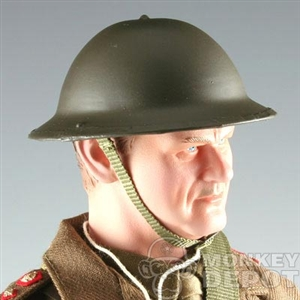 Helmet DiD British WWII Real Metal