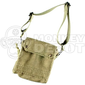 Pouch DiD British WWII Gas Mask Bag NO Gas Mask