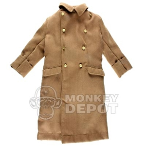 Coat DiD British WWII Officer Greatcoat
