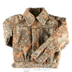 Tunic: DiD German WWII Camo Field Made