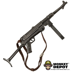 Rifle: DiD German WWII MP40 (Real Metal)