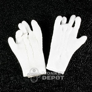 Gloves: DiD White (Cavalry)