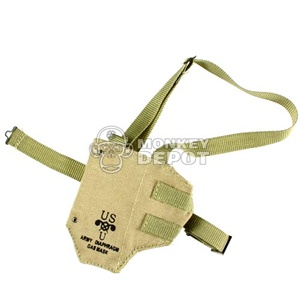 Pouch: DID US WWII MIVA1 Gas Mask Carrier
