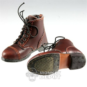 Boots: DiD US WWII Capped Toe Service Boots