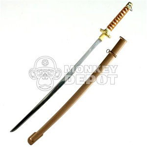 Sword: DiD Japanese WWII Katana (Metal)