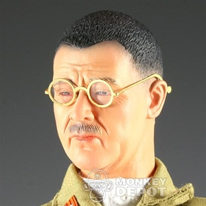 Glasses: DiD Japanese WWII Wire Rimmed