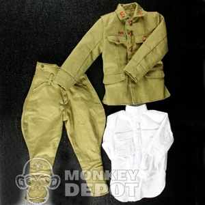 Uniform: DiD Japanese WWII Officer