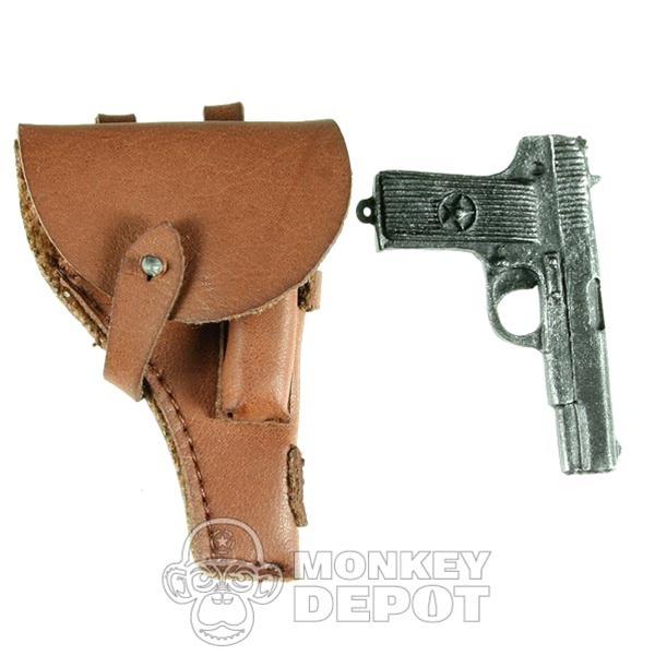 Pistol DiD Russian WWII Tokarev W Holster