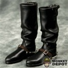 Boots: DiD German WWII Officer Riding w/Spurs