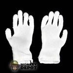 Gloves: DiD German WWII White