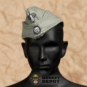 Hat: DiD German WWII M38 SS Gray