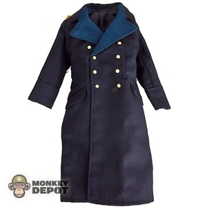 Coat: DiD German WWII Kriegsmarine Greatcoat