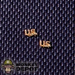 Insignia: DiD US WWII US Tabs (Metal)