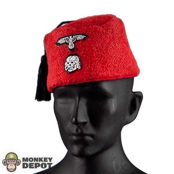 Monkey Depot - Hat: DiD German WWII Handschar Fez
