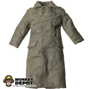 Coat: DiD German WWII Greatcoat