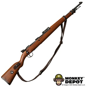 Rifle: DiD German WWII K98 (Metal + Wood)