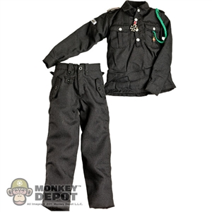 Uniform: DiD German WWII Hitler Youth Black
