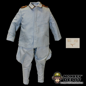 Uniform: DiD German WWII Luftwaffe Officer (Light Blue)