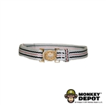 Belt: DiD German WWII Luftwaffen Officer Woven