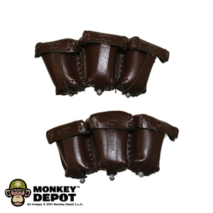 Ammo: DiD German WWII K98 Pouches (Pair)