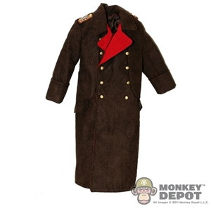 Coat: DiD German WWII Field Marshall Greatcoat