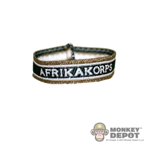Armband: DiD German WWII Afrikakorps