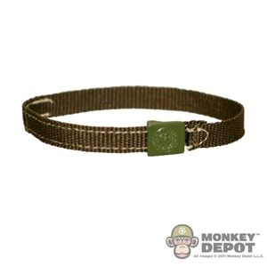 Belt: DiD German WWII DAK NCO