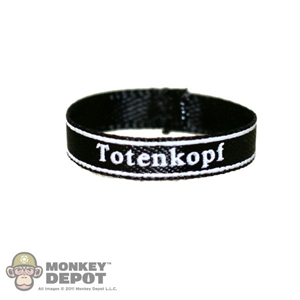 Armband: DiD German WWII Totenkopf
