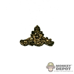 Insignia: DiD British WWI Royal Artillery Cap Badge