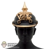 Helmet: DiD German WWI Pickelhaube