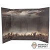 Display: DiD WWI Battlefield (20.75in X 13.5in)