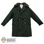 Coat: DiD German WWII Officer w/Fur Collar