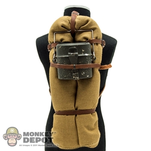 Pack: DiD German WWI Assault Pack w/ Mess Kit