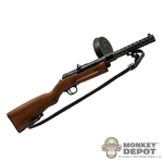 Rifle: DiD German WWI MP18 Submachine Gun