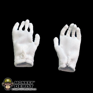 Gloves: DiD Modern White