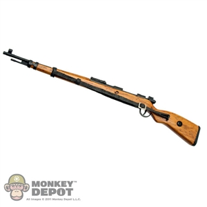 Rifle: DiD German WWII K98 (Real Wood and Metal)