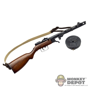 Rifle: DiD WWII PPsH Metal + Wood
