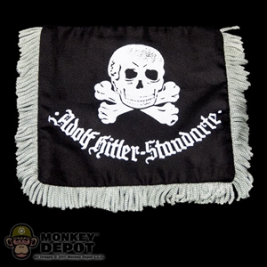 Flag: DiD German WWII Totenkopf Banner