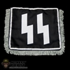 Flag: DiD German WWII SS/Totenkopf Banner