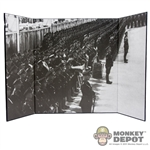 Display: DiD B&W WWII  (22in X 14in)