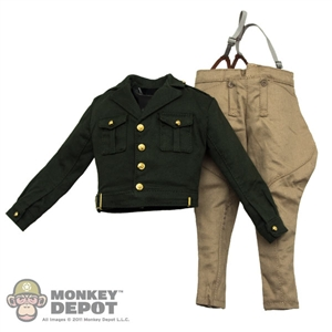 Uniform: DiD US WWII General Patton