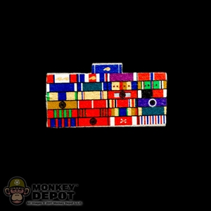 Medal: DiD US WWII General Patton Ribbon Bar